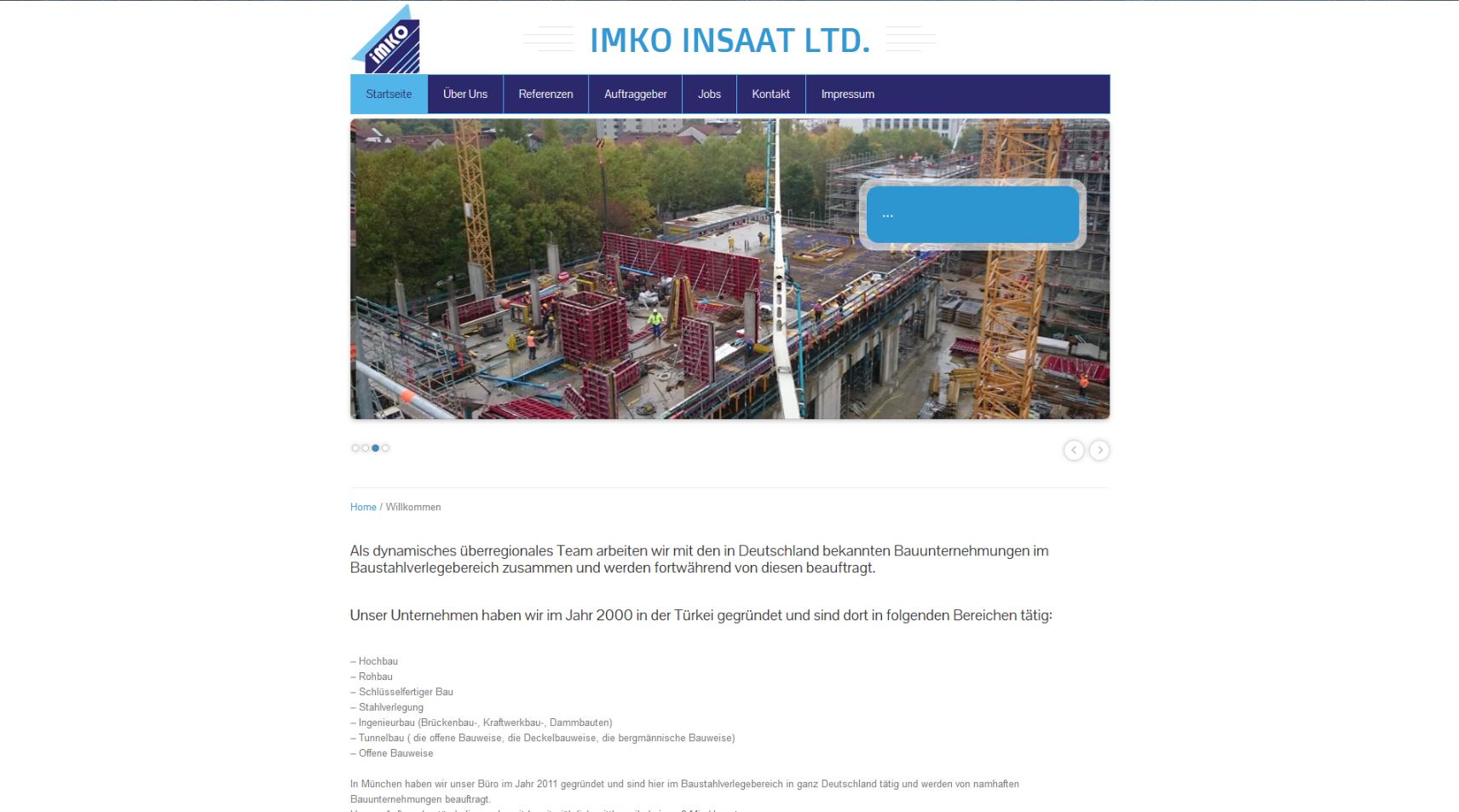 Imko Insaat - 81379 München